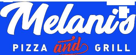 Melanis Pizza Logo